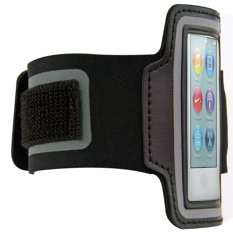 Sport arm band Pouch For Apple Ipod Nano 7 Arm Tie Run Riding Support Case(China (Mainland))