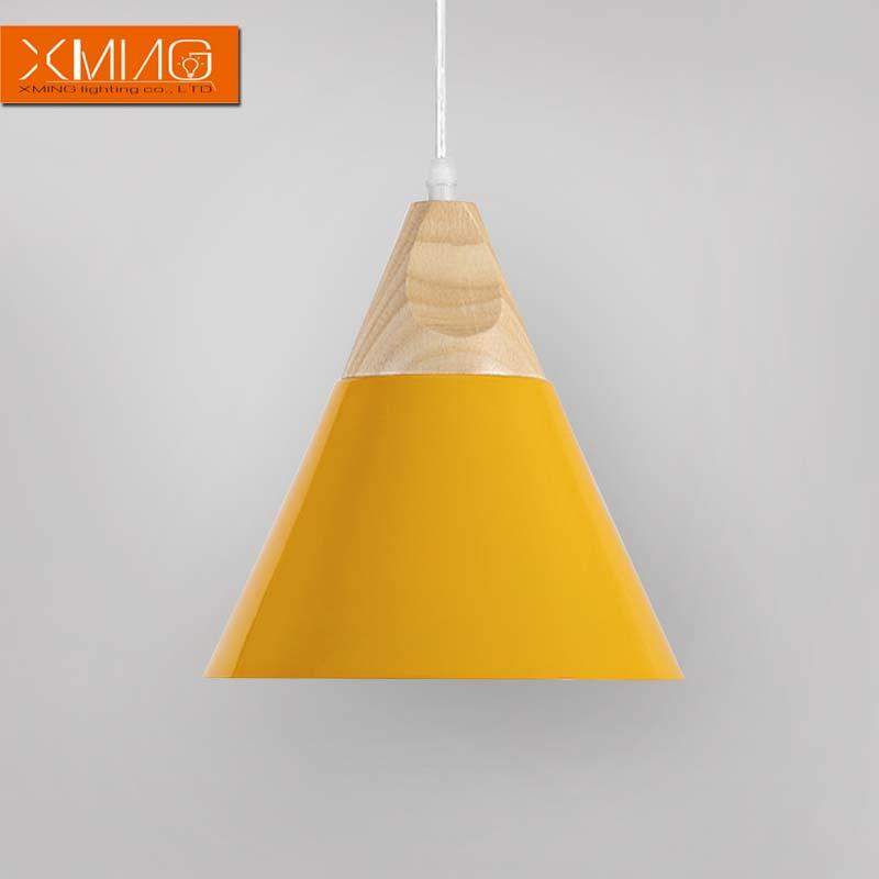 Holz lampe pendelleuchte aluminium G9 lampe halter schwarz weiß ...
