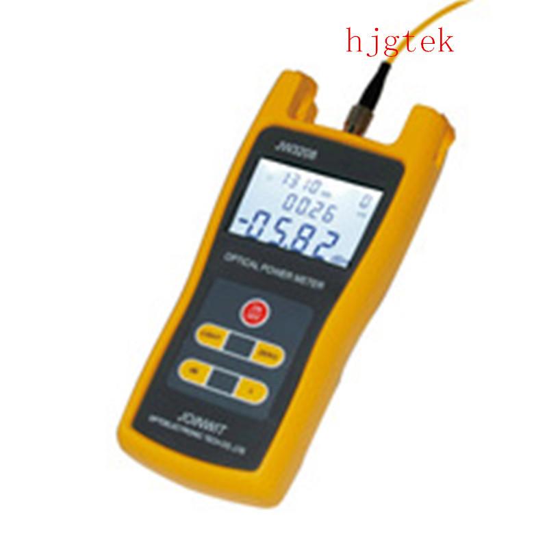 Optical Power Meter : Jw a portable dbm fiber optic tester optical power