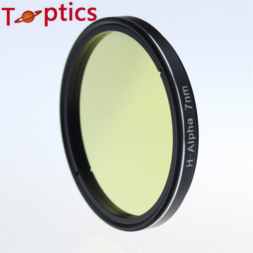 2015 New Astromomic Telescope H-Alpha 2Inch Narrow Band Filter 7nm<br>