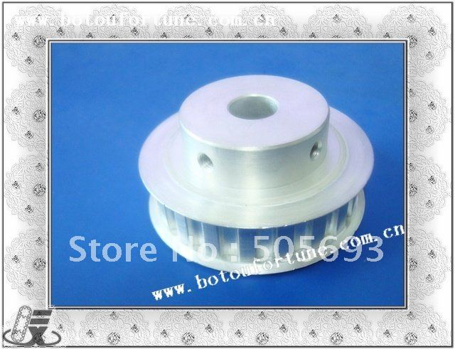 Xl Pulleys And Belts : Xl aluminum timing pulley and belt g