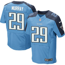 Men's #29 DeMarco Murray Elite Light Blue Team Color Jersey 100% Stitched(China (Mainland))