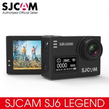 "In Stock! Original SJCAM SJ6 LEGEND 4K 24fps Ultra HD Notavek 96660 Waterproof Action Camera 2.0"" Touch Screen Remote Sports DV(China (Mainland))"