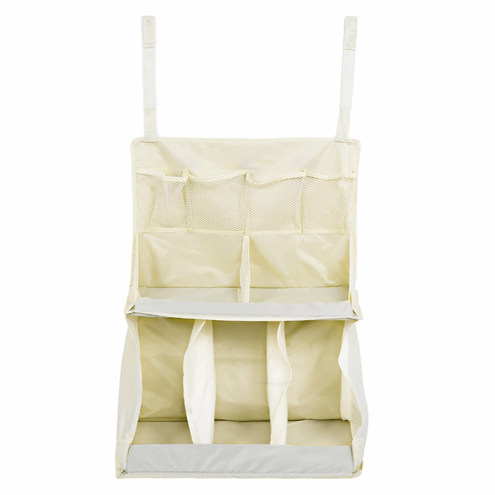 Waterproof 2016 New Baby Bedding Sets Portable Diapers Organizer Baby Kids Bed Hanging Bag Kids Storage Bedding Accessories(China (Mainland))