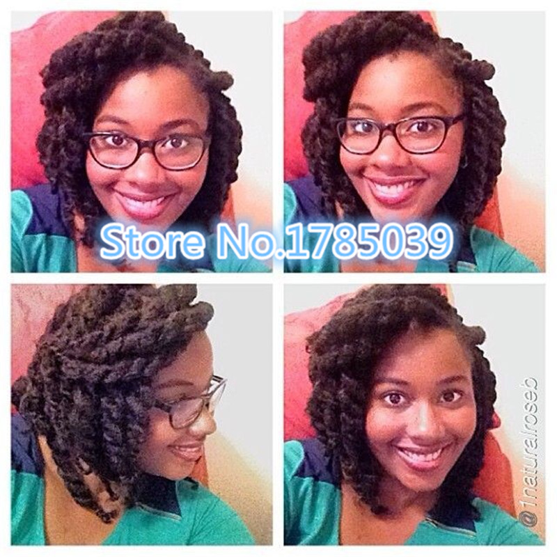 Hot Sale Havana Mambo Twist Braid Hair Senegalese Twist Crochet ...