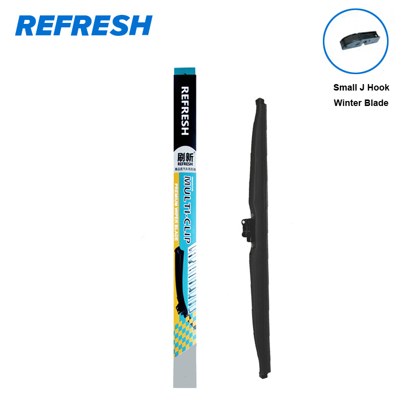 Refresh Winter Snow Wiper Blade High Performance Fit Small Hook Arms - ( Pack of 1 )(China (Mainland))