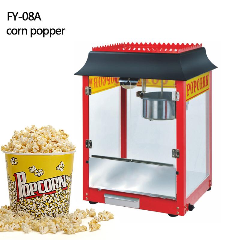 Free shipped by DHL FY-08A Classic popcorn machine 110v 220v Electric commercial Desktop Mini Popcorn Machine Popper Maker<br><br>Aliexpress