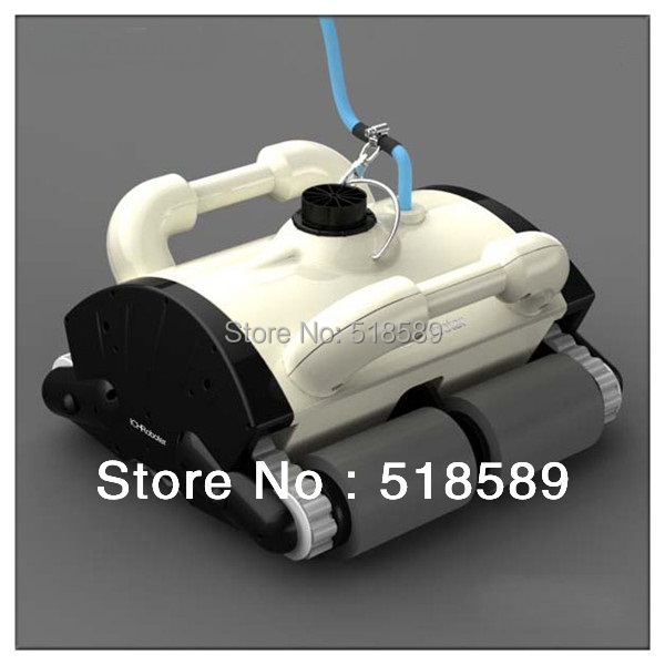 Smart Swimming Pool Cleaning Equipment Automatic Vacuum Pool Cleaner,Smart Pool Cleaner For Irregular Shape Swimming Pool(China (Mainland))