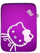 10-15 Inch Dustproof Anti-static Waterproof Breathable Bag for Notebook Laptop Bag Tablet Sleeve Case Hello Kitty Computer Bags