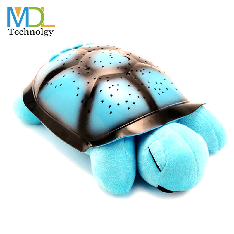 Turtle LED Night Light Song Music Bady Room Sleep Lights Sky Star Novelty Lamp Children Toys Gift For Birthday holiday Pink Blue(China (Mainland))