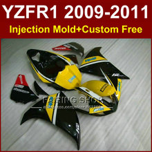 Buy Injection molding Motorcycle parts YAMAHA MMCG fairings YZF-R1 09 10 11 12 YZF R1 2009 2010 2011 bodywork YZF1000 +7Gifts for $418.60 in AliExpress store