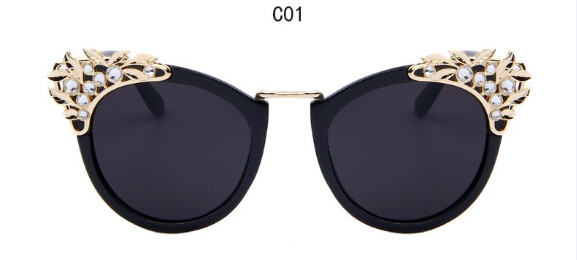 Vintage Cats Eye Sunglasses Sunglasses Vintage Cat Eye