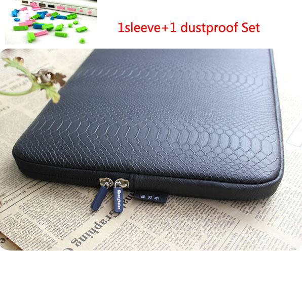 PU Leather Tablet Laptop Bag 10,12,13,14,15.6 inch Notebook Computer Bags Laptop Sleeve Case13.3 For Macbook Ultrabook Man Women(China (Mainland))