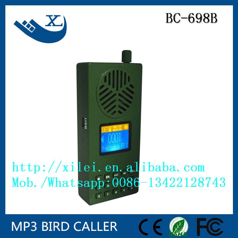 Здесь можно купить  remote control electronic waterproof hunting bird caller with timer  Спорт и развлечения