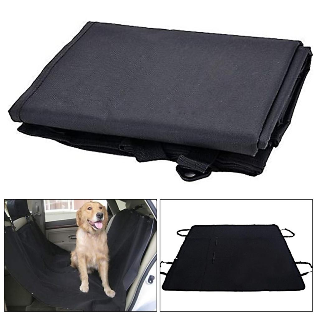 Waterproof Car seat cover Dog Cat Back Seat Cover Pet Hammock Blanket Protector Mat Rear Safety Travel car accessories PS011(China (Mainland))