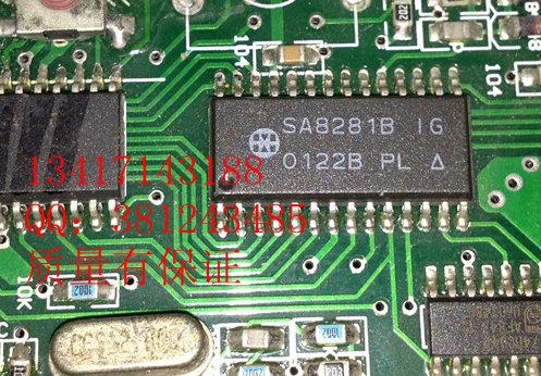Здесь можно купить  SA8281B SA8281B Электронные компоненты и материалы