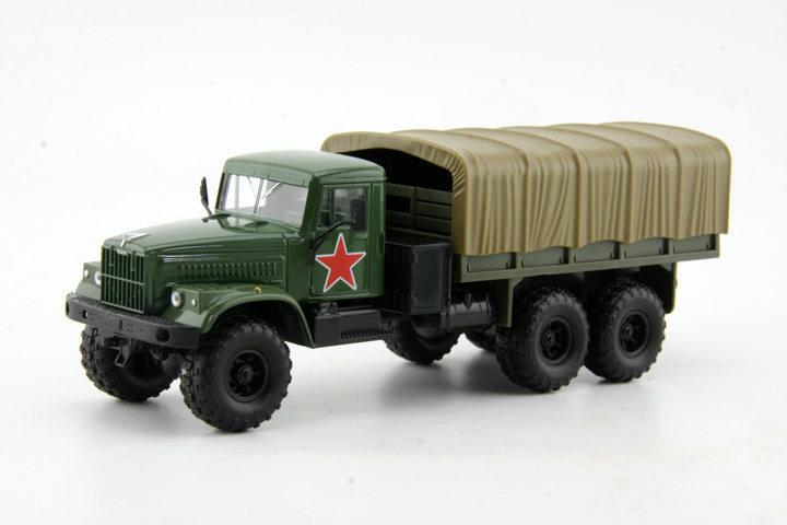 Cheap 1:43 Russian off-road truck MAZ KRAZ Alloy Truck Model Favorites Model(China (Mainland))