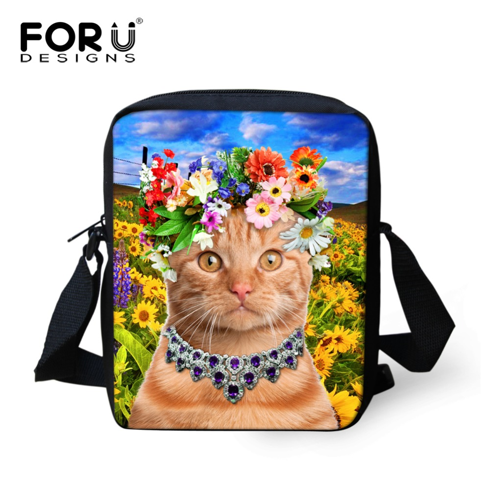 New Arrival Children Mini School Bags Cute 3D Pet Cat Pattern Casual Schoolbags Small Design Kid's Girl Fashion School Bookbags(China (Mainland))