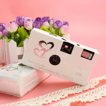 Wholesale 6pcs Disposable Wedding camera wedding gifts wedding accessories wedding supplies travel products Promotional gift