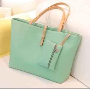 2014 Time-limited Zipper Autumn Winter Fashionable Women's Handbag Buckle Shoulder Bag Large Capacity Pu Bags - C&Q Online Store store