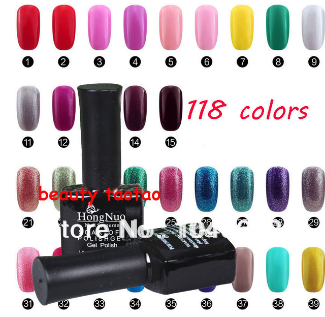 BTT-18 ,Black bottle uv gel polish ,118colors for your choice + free shipping<br><br>Aliexpress