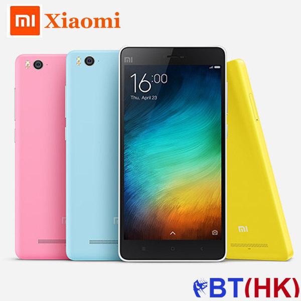 Мобильный телефон Xiaomi Mi4i 4i Mi4i4g LTE Dual SIM 5.0 1920x1080P Qualcomm Octa 2 13 Android 5.0 аккумулятор xiaomi mi4c mi4c dual sim 3080mah