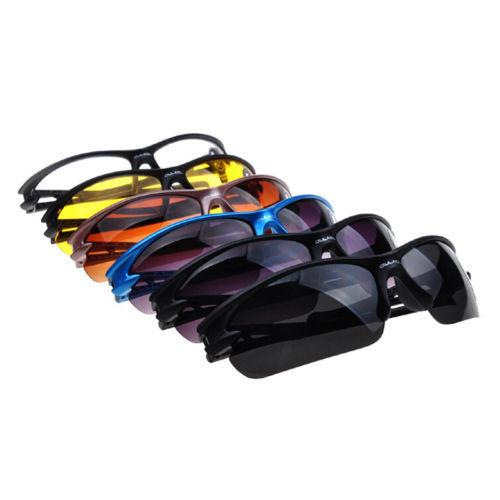 1 pcs Sport Outdoor Men Explosion proof UV 400 Sunglasses Glasses Goggles
