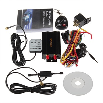 High quality Auto Vehicle TK103B GPS Tracker Car GSM/GPRS Tracking Device with Remote Control rastreador veicular