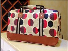 Dual 11 Fashion 2014 Hot Sale Large Capacity Waterproof size 50*30*25cm women travel bag handbag Luggage 9 Styles LY0034(China (Mainland))