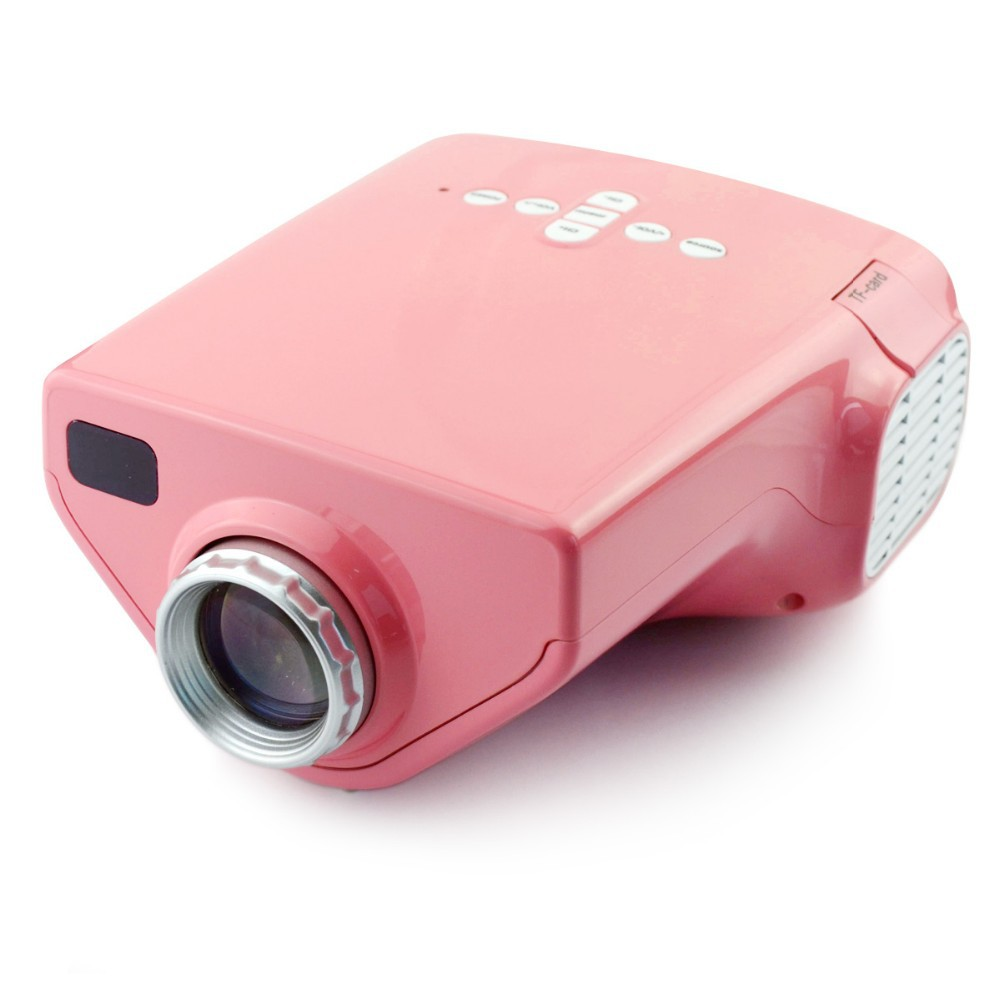 Cheapest E03 Portable LED Projector Proyectores Promotion VGA USB HDMI TV AV HD Video mini Proketor Support 1080P Projektor(China (Mainland))