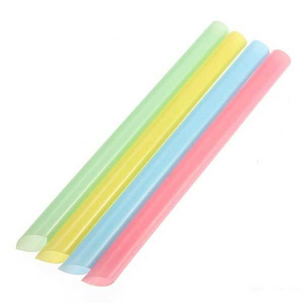 Airsales 45 PCS Large 6 inch Drinking Straws Cola Milk Shakes Tea Cocktail(China (Mainland))