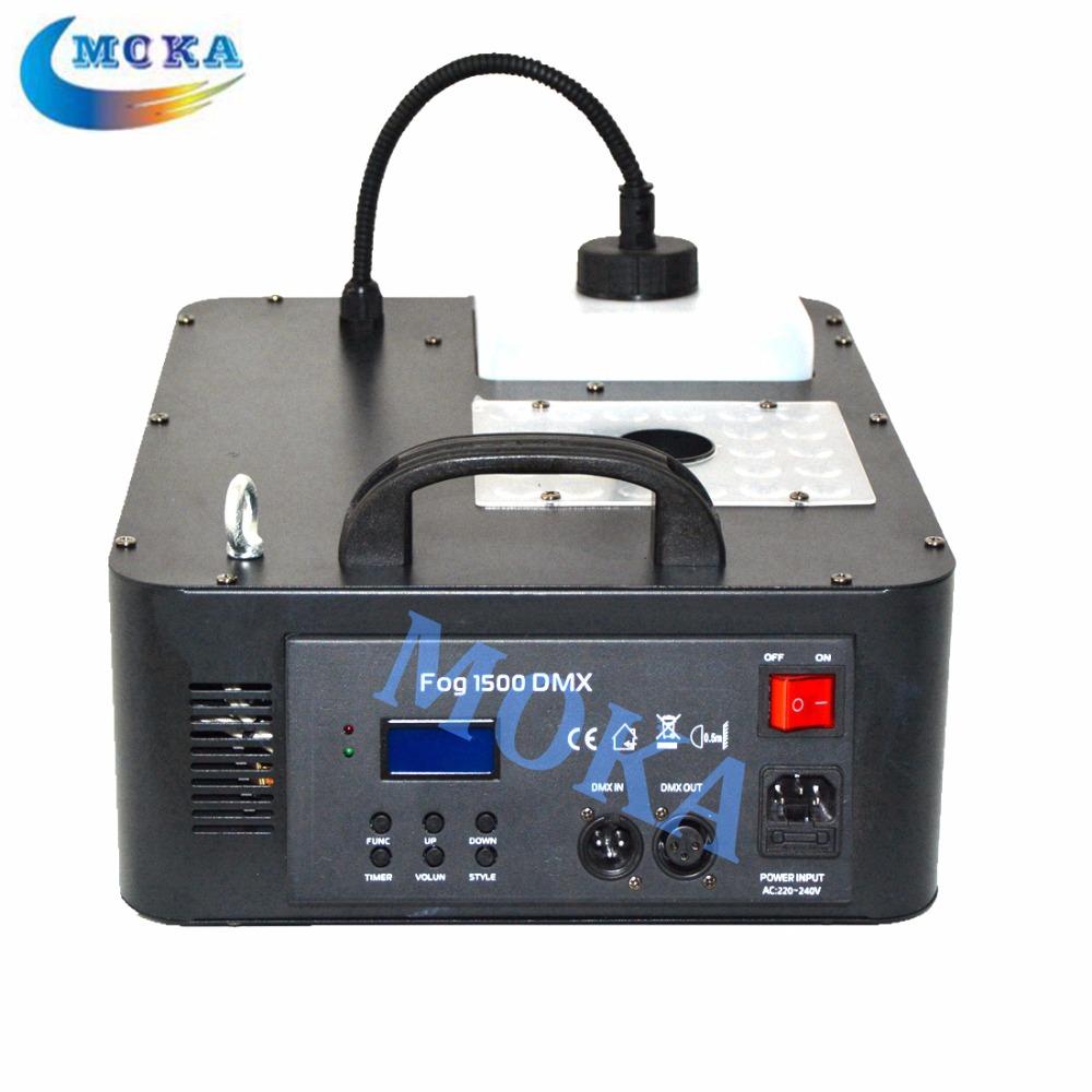 Aliexpress.com : Buy 1500W Fog Machine DMX Smoke Machine ...