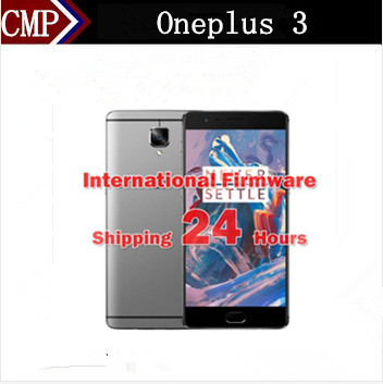 """Global Version Oneplus 3 One Plus Three A3003 4G LTE Mobile Phone Android 6.0 5.5"""" FHD 6GB RAM 64GB ROM 16MP Fingerprint NFC(China (Mainland))"""