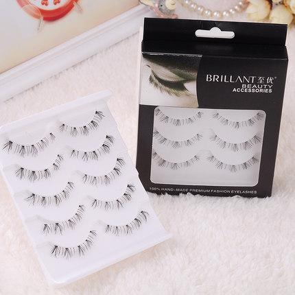how to put false eyelashes on lower lashes