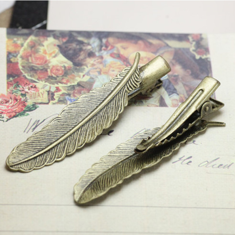 Women Lady hairpins Fashion cute Hairpins retro vintage Hair Clips Headwear Headdress Barrettes Hair Accessories for hair