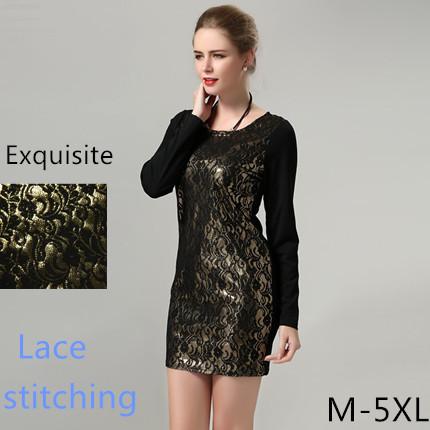 цена Женское платье Loving Vestidos 5XL K208 онлайн в 2017 году