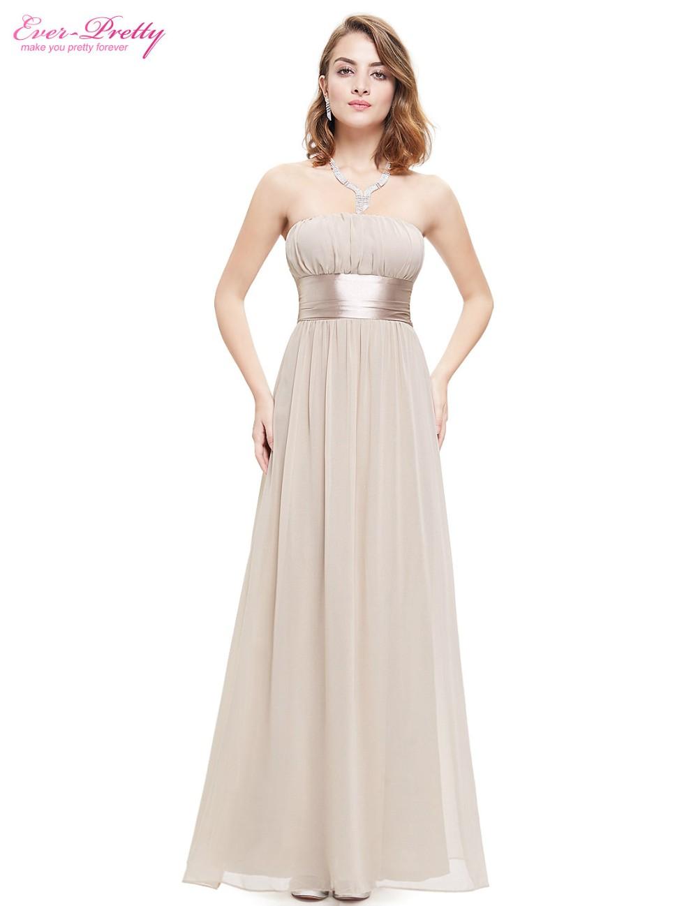 Long Bridesmaid Dress Sexy Chiffon Bow Coral Bridesmaid Dress 2016 HE09060YL Wedding Party Dress