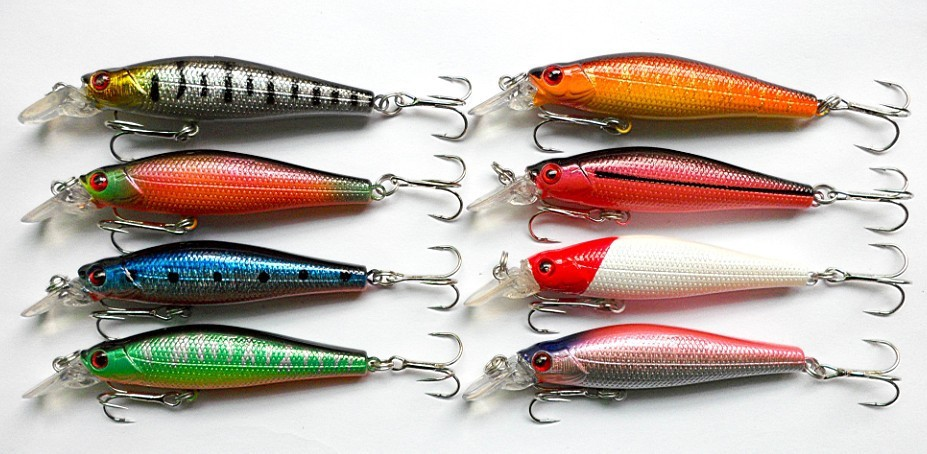 Image gallery walleye lures for Walleye fishing gear