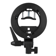 Floading Adjustable Godox 60 x 60cm Flash Softbox Kit with S Type Bracket Bowen Mount Holder