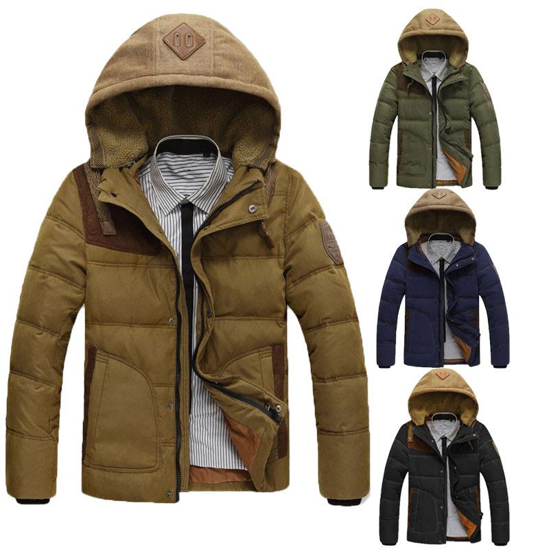 Duck Down Jackets Coat Men Casaco Masculino  B1302 winter coat menОдежда и ак�е��уары<br><br><br>Aliexpress