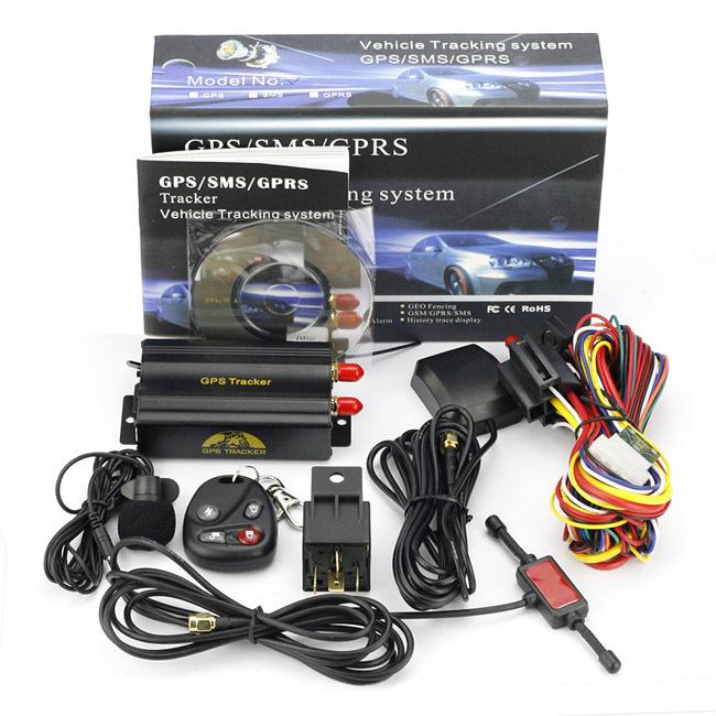 MIni Vehicle Car GPS Tracker TK103 B Professional car anti-theft monitoring locating GSM GPRS online kids child pet(China (Mainland))