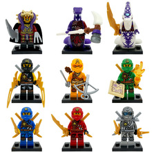 Wholesale Decool 0077-0085 Minifigures Building Blocks Sets Model Figure Toys For Children 90pcs/lot