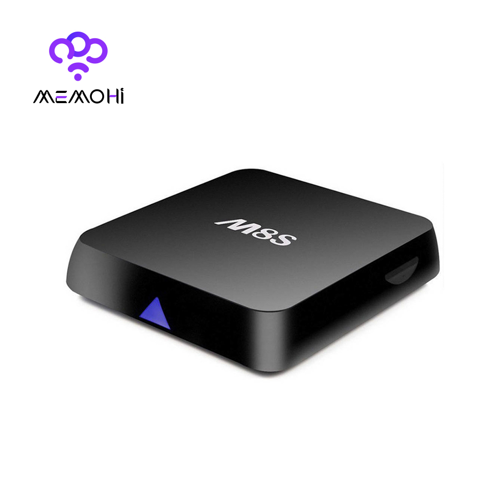MEMOBOX M8S Android TV Box Amlogic S812 Quad Core Media Player KODI Dual band 2.4GHz 5.8GHz WiFi Bluetooth 4.0 Smart TV Receiver(China (Mainland))