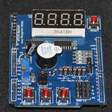 Buy 4 Digital Multi-function Shield Expansion Board Arduino Learning & Education Electronic Extended Pad Prototype Board Module for $3.26 in AliExpress store