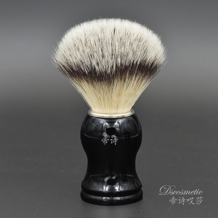 synthetic hair shaving brush for man(China (Mainland))