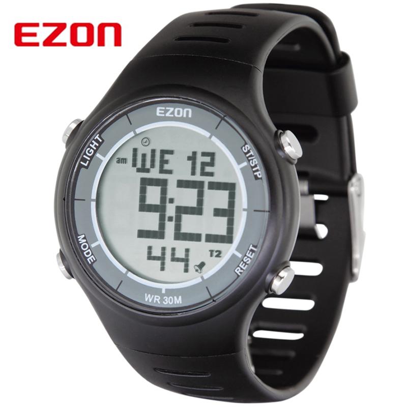 original ezon brand professional running sports digital