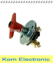 500A 1x Free Shipping Heavy Duty Battery Cut-off Switch Battery Disconnect Kill Switch(China (Mainland))