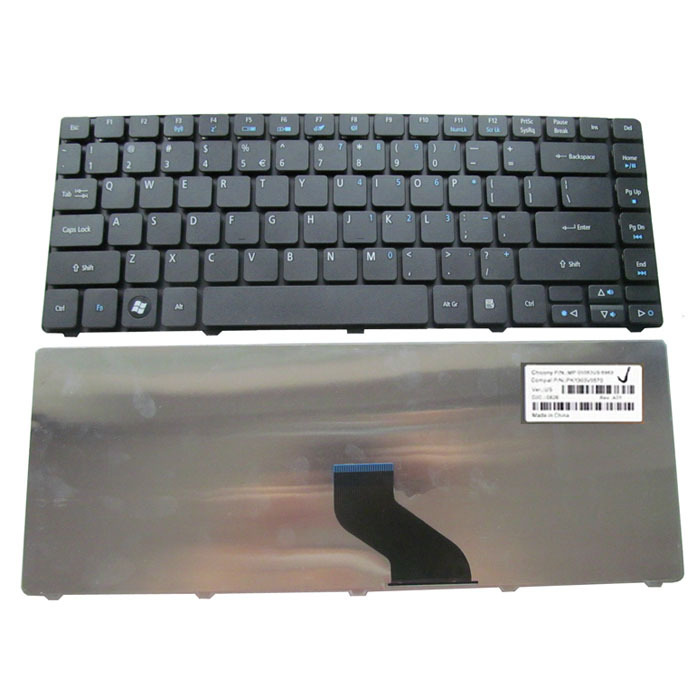 Laptop Keyboard For Acer 4750G 4743G 4752 4752G MS2347