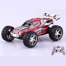 1:20 Scale 2wd Rc Remote Control Car Electric Rock Racer Desert Off-road Truck 2.4ghz Radio System Rtr Motocycle Baja Roadblock(China (Mainland))