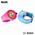 2g Kids Smart Watch GPS LBS Location 1 22round Touch Screen SOS Anti Lost Monitor Tracker